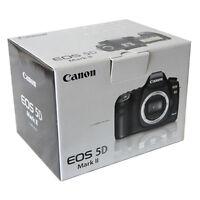 Brand New Canon EOS 5D Mark II 21.1 MP Digital SLR Camera (Body Only)