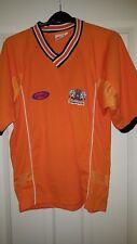 Mens Football Shirt - Peterborough United- Away 2002-2003 - Goal - S - Orange