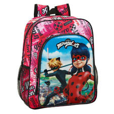 Mochila Junior Adaptcarro Ladybug & Cat
