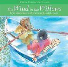 The Wind In The Willows (Children's Audio Classics) by Arcadia | Audio CD Book |