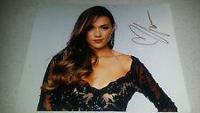 JANA KRAMER SIGNED 8X10 PHOTO W/ COA AUTOGRAPHED DWTS DANCING W/ THE STARS