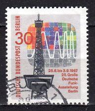 Germany / Berlin - 1967 Radio/TV exhibition - Mi. 309 VFU