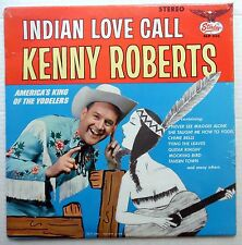KENNY ROBERTS Indian love call LP SEALED country yodel