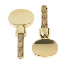 2pcs Copper Saxophone Neck Screw for Soprano /Alto /Tenor Sax Instrument