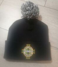 Northern Ireland Football Bobble Beanie Hat Ulster Souvenirs Free Post