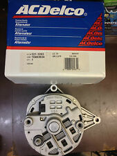 NOS 321-1093 ACDelco Rebuilt Alternator 10463634 Park Avenue Bonneville 88 98