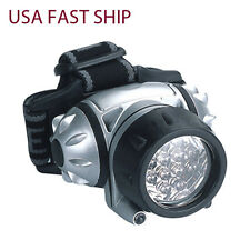3 Modes 10 LED Headlamp with Strap