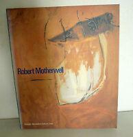 ROBERT MOTHERWELL.PADIGLIONE D'ARTE CONTEMPORANEA,1989 Mondadori[catalogo mostra