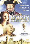 The Adventures of Baron Munchausen (DVD, 1998)