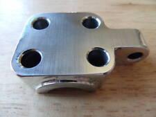97-4456 TRIUMPH T140 T160 TR7 750cc Disque de frein côté gauche fork leg bottom Cap