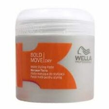 Wella Professionals Bold Move Dry Matte Styling Paste Mat Textured Hair 150ml