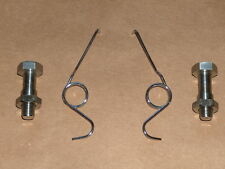 Ducati 860 900 GT GTS Footrest Spring KIT STAINLESS NEW