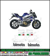 kit adesivi stickers compatibili  db6 delirio tricolore