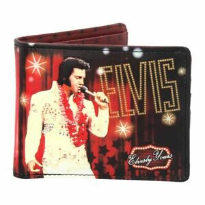 The King Elvis Presley Collectors Bi-Fold Wallet - Boxed Nemesis Now