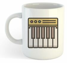 GEEK Tasse - Touches de piano clavier