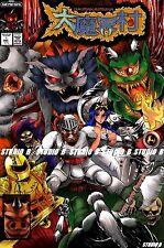 Ghouls n Ghosts sega genesis snes comic marvel CAPCOM manga Nintendo art 80s ps4