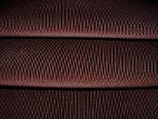 Cotton  Corduroy Needlecord Dark Brown - 145cm Wide off the roll - New by Dcf