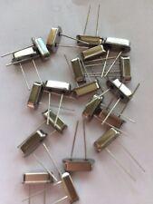 9.8304 MHz HC49/4H de cristal hecha por Act 20 un. £ 5.00 Z1559