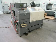 Hardinge Conquest Gt-27 Cnc Gang Style Turning Center For Sale