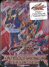 YUGIOH 2010 DUELIST PACK COLLECTION - 16 TIN CASE BLOWOUT CARDS