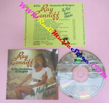 CD RAY CONNIFF ORCHESTRA most famous melodies 1988 WORLD MUSIC WM 88017(Xs10)