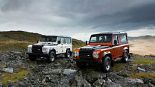 Land Rover Defender 2.4 ''Puma'' Owners Users Handbook Manual 2007 - 2011 Read