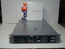 HP Proliant DL380 G3 Server 2x2.8GHz 4GB 3x36GB SCSI RAID Dual Power Supplies