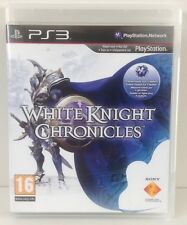 PS3 White Knight Chronicles  *** COMPLETE *** Playstation 3 PAL 2