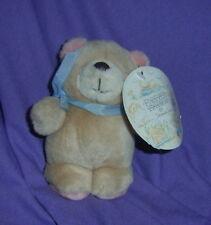 "SMALL ""FOREVER FRIENDS TEDDY BEAR,W/ TAG ""FOREVER FRIENDS BY DEBORAH JONES (B74)"