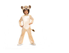 Disney Lion King Nala Toddler Costume Size 3t-4t Dress up Cosplay Halloween