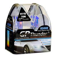 GP-Thunder 8500K H11B Xenon Light Bulbs Pair 70W for KIA Borrego Optima Sedona