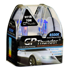 GP-Thunder 8500K H11B Xenon Light Bulbs Pair 70W for KIA Borrego Optima Sedona