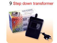 9 STEP DOWN 200W TRANSFORMER CONVERTER SAVE$