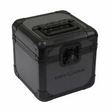 Odyssey Black Krom 7 Inch 60 Record Capacity Utility Lp Vinyl Transport Case