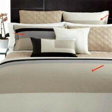 Hotel Collection PANEL STRIPE 5 pieces Duvet Cover sham set - king