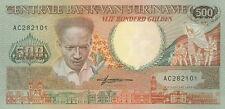 Surinam / Suriname 500 Gulden 1998 Pick 135b (1)