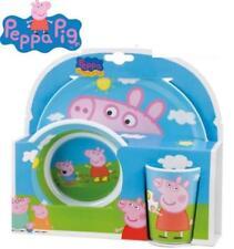 Mobiliario y decoración infantil de cocina y comedor Peppa Pig