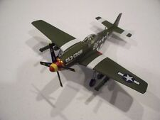 P-51 MUSTANG OLD CROW AIRCRAFT FRANKLIN MINT 1:48 SCALE DIECAST NEW IN BOX