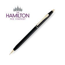 Cross Classic Century Classic Black 0 5 Mm Pencil