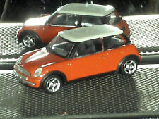 NEW MINI  /  SOLIDO  :  ROUGE