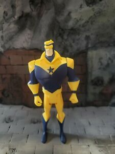 Booster Gold Figure DC Universe Justice League Unlimited Fan Collection