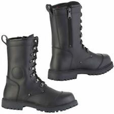 Diora Combat Waterproof  army Cruiser Boots Motorcycle Boots size 5  EURO 39