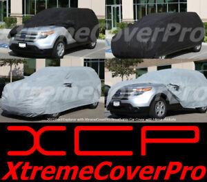 Car Cover 2017 2018 2019 2020 2021 Ford Explorer