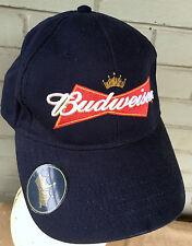 Budweiser VTG Snapback Brim Opener Baseball Cap Hat Beer Anheuser Busch