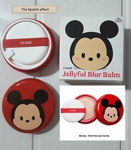 Etude House X Disney - Mickey Jellyful Blur Balm # N19 Neutral Vanilla