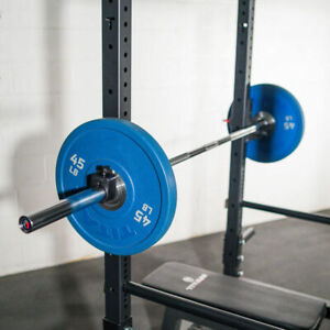 *NEW* Titan Fitness 7ft 20kg/45lb Olympic Chrome Barbell, Like Rogue SHIPS FREE!
