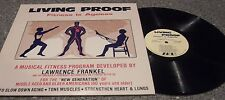 "Lawrence Frankel ""Living Proof Fitness is Ageless""  EXERCISE 50 AND OLDER LP"