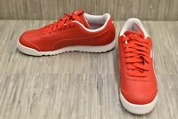 Puma Scuderia Ferrari Roma 339940-03 Athletic Shoes, Men's Size 7, Red