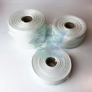 Fibreglass Woven Cloth Tape 175g/m2 Choose  SIZE & LENGTH - Use with Fibre Glass