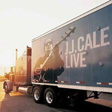 Lp-Jj Cale-Live VINYL NEW